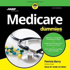 Medicare For Dummies Audiobook, by Patricia Barry