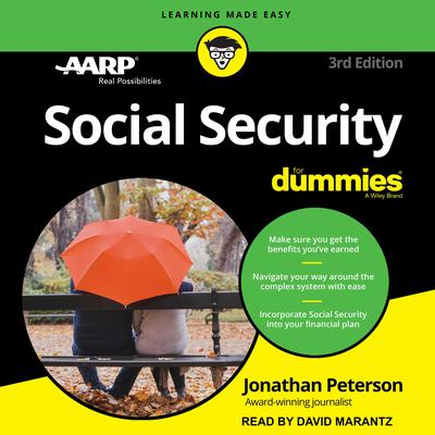 Social Security for Dummies Audiobook, by