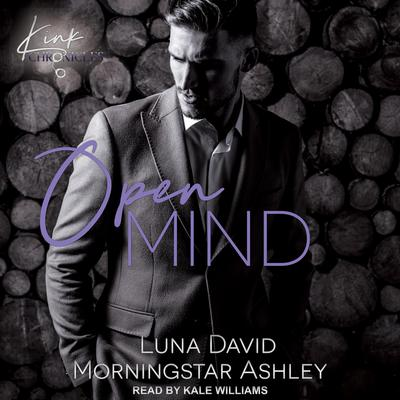 Open Mind Audiobook, by Luna David