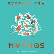 Mythos Audiobook, by Stephen Fry