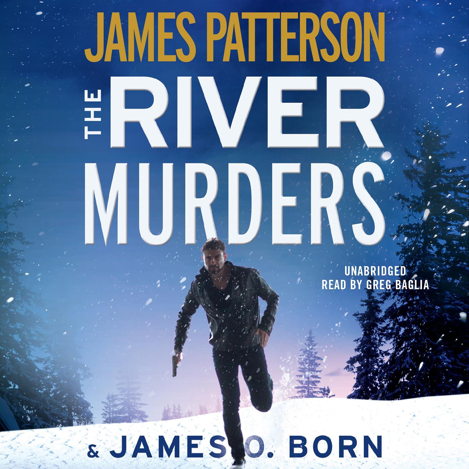 Printable The River Murders Audiobook Cover Art