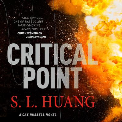 Critical Point Audiobook, by S. L. Huang