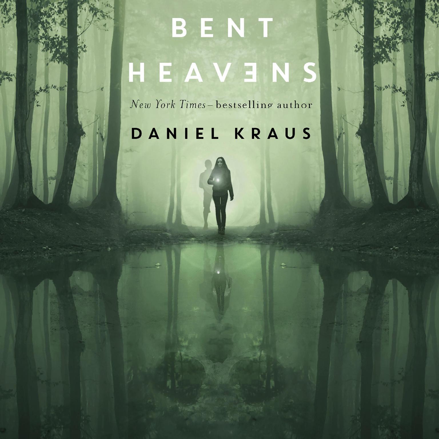 Printable Bent Heavens Audiobook Cover Art