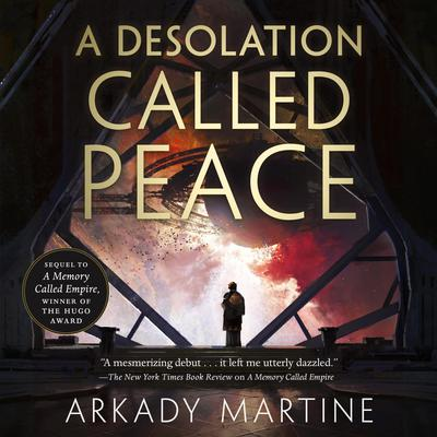 A Desolation Called Peace Audiobook, by