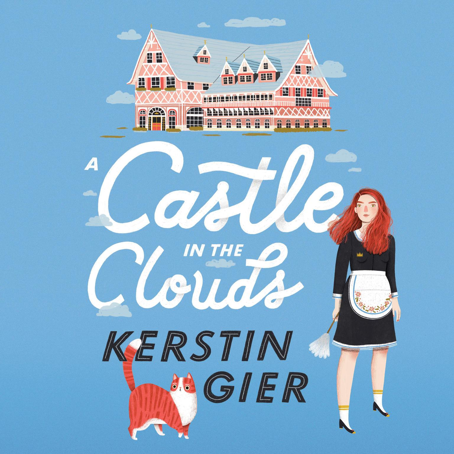 Printable A Castle in the Clouds Audiobook Cover Art
