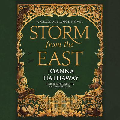 Storm from the East Audiobook, by Joanna Hathaway