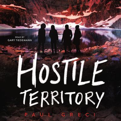 Hostile Territory Audiobook, by Paul Greci