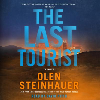 The Last Tourist: A Novel Audiobook, by