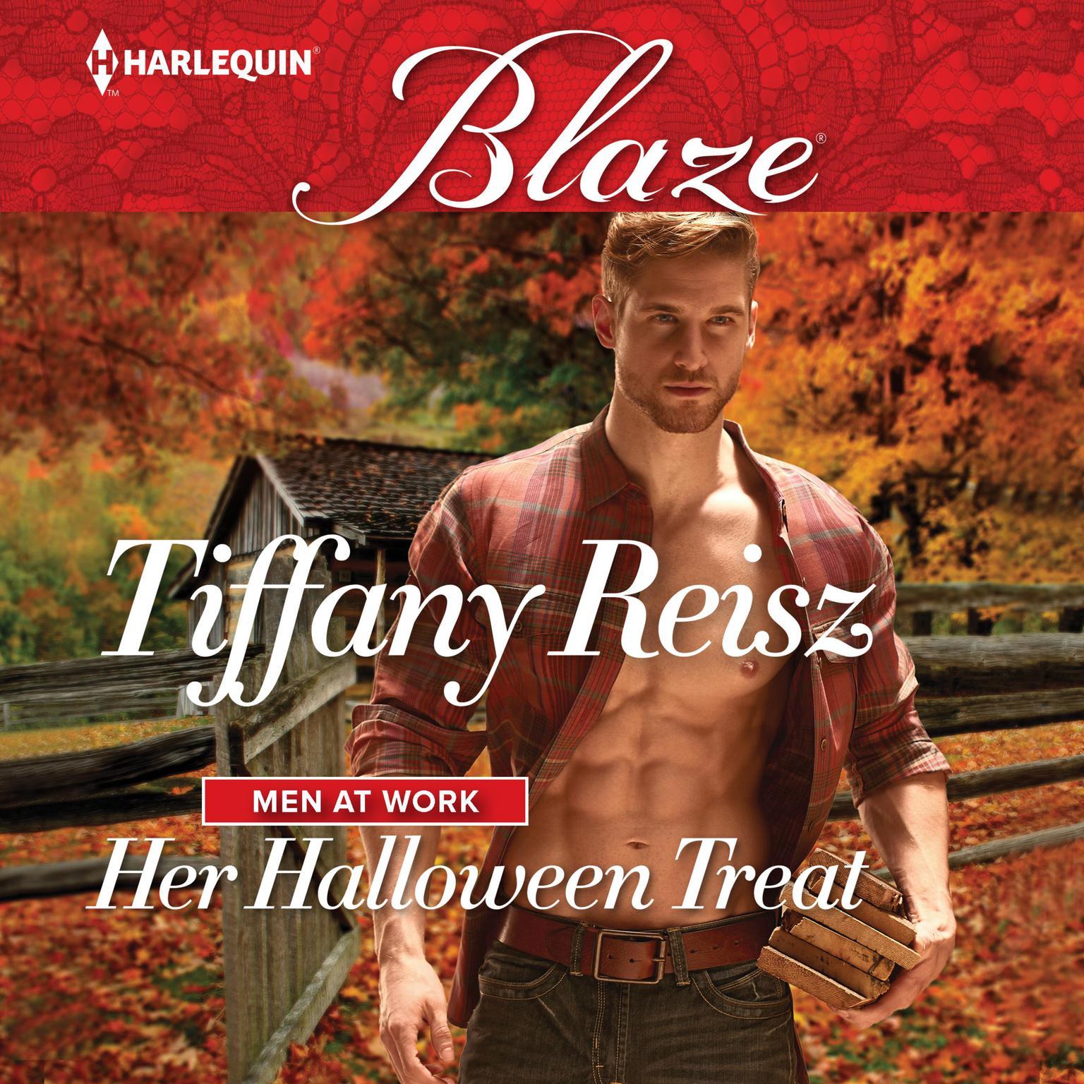 Printable Her Halloween Treat Audiobook Cover Art