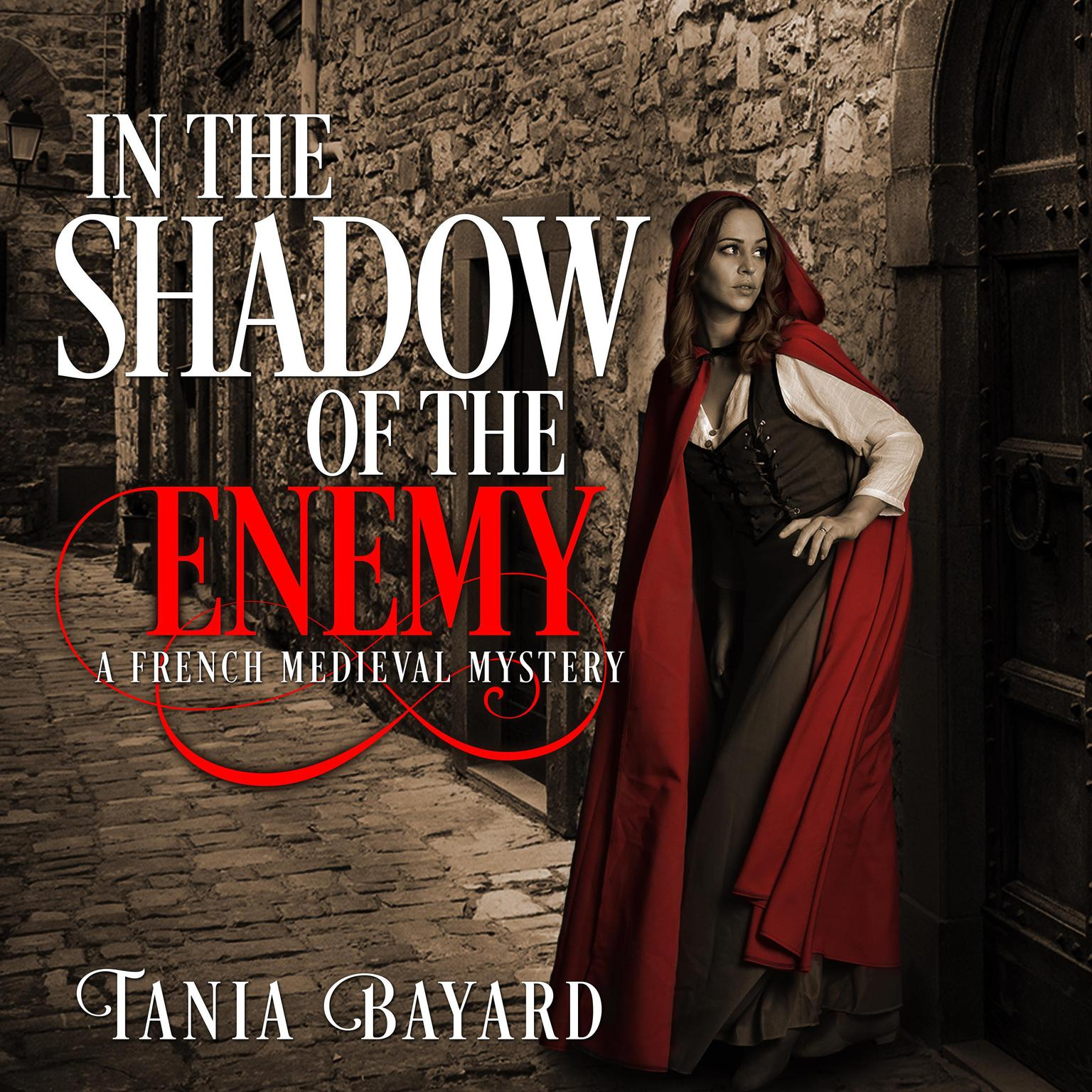 In the Shadow of the Enemy: A French Medieval Mystery Audiobook, by Tania Bayard