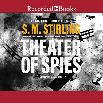 Theater of Spies Audiobook, by