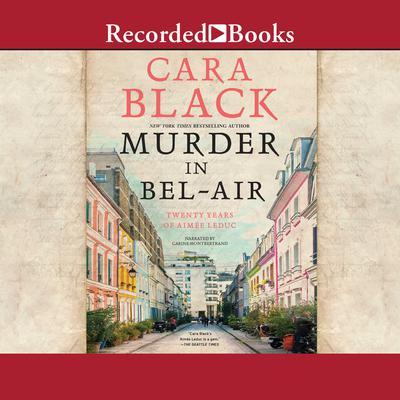 Murder in Bel-Air Audiobook, by