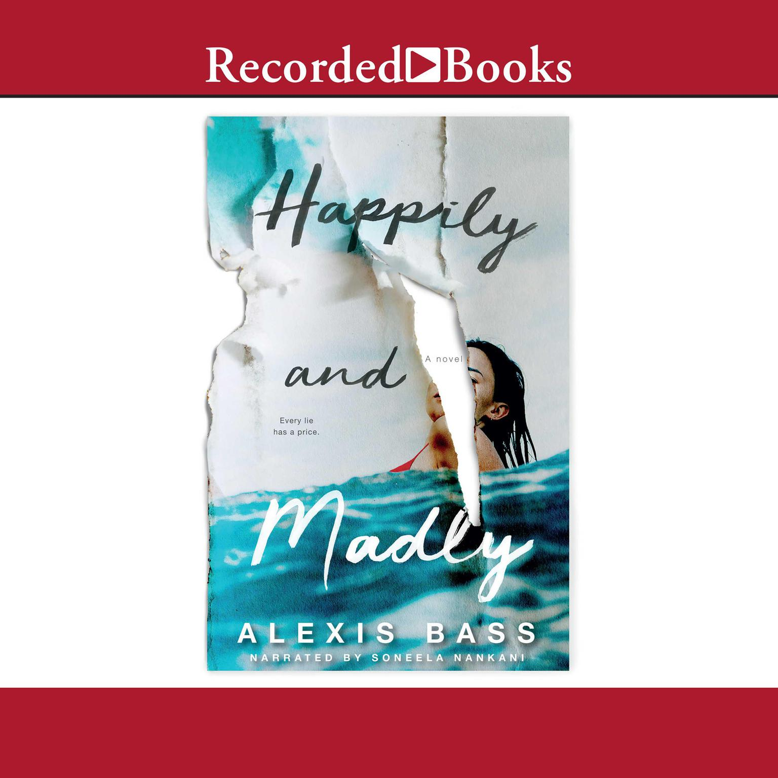 Printable Happily and Madly Audiobook Cover Art
