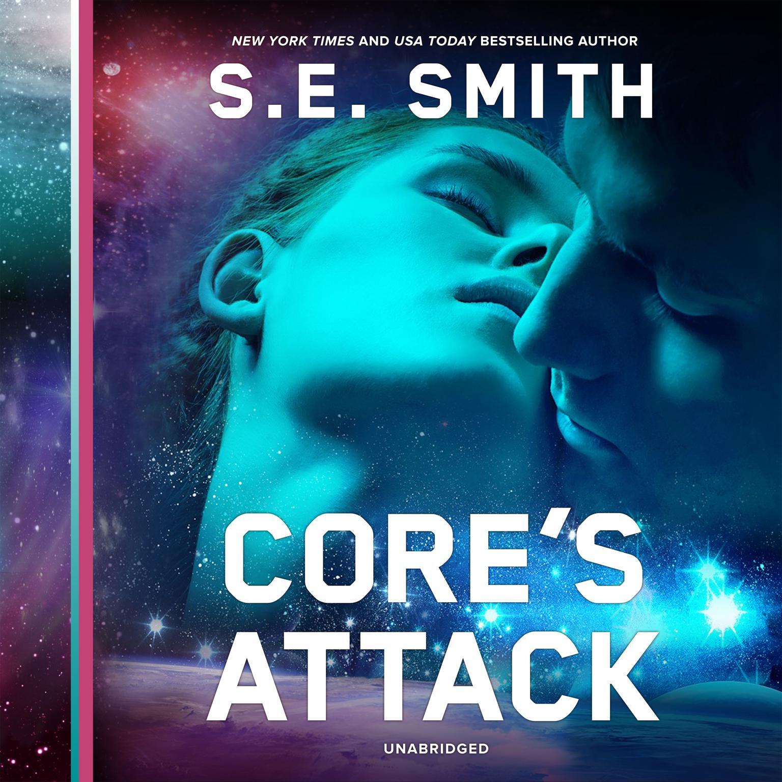 Printable Core's Attack Audiobook Cover Art