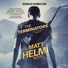 The Terminators Audiobook, by Donald Hamilton