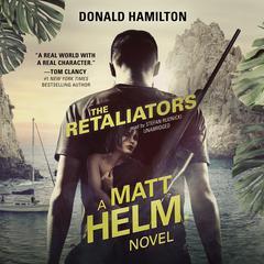 The Retaliators Audiobook, by Donald Hamilton