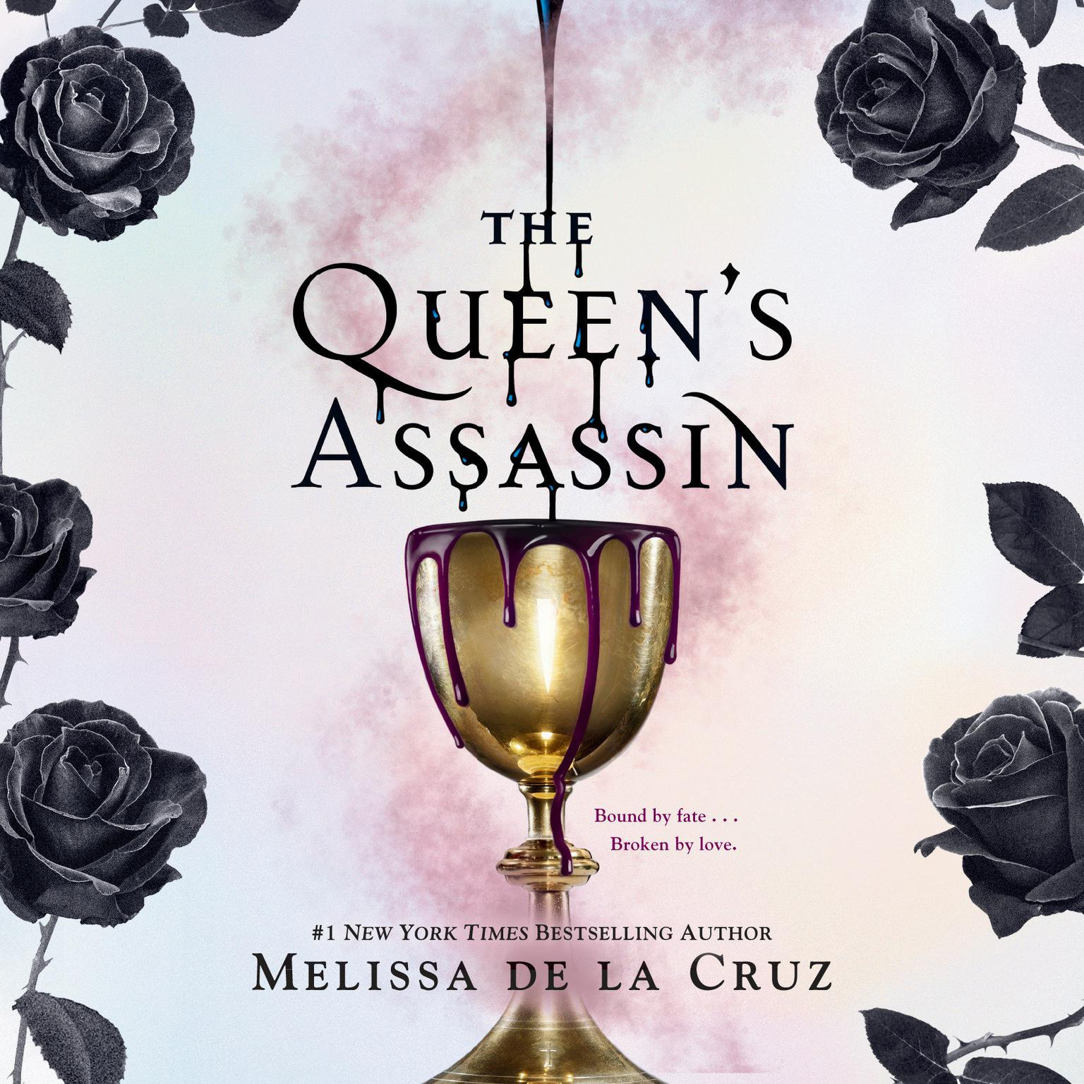 Printable The Queen's Assassin Audiobook Cover Art