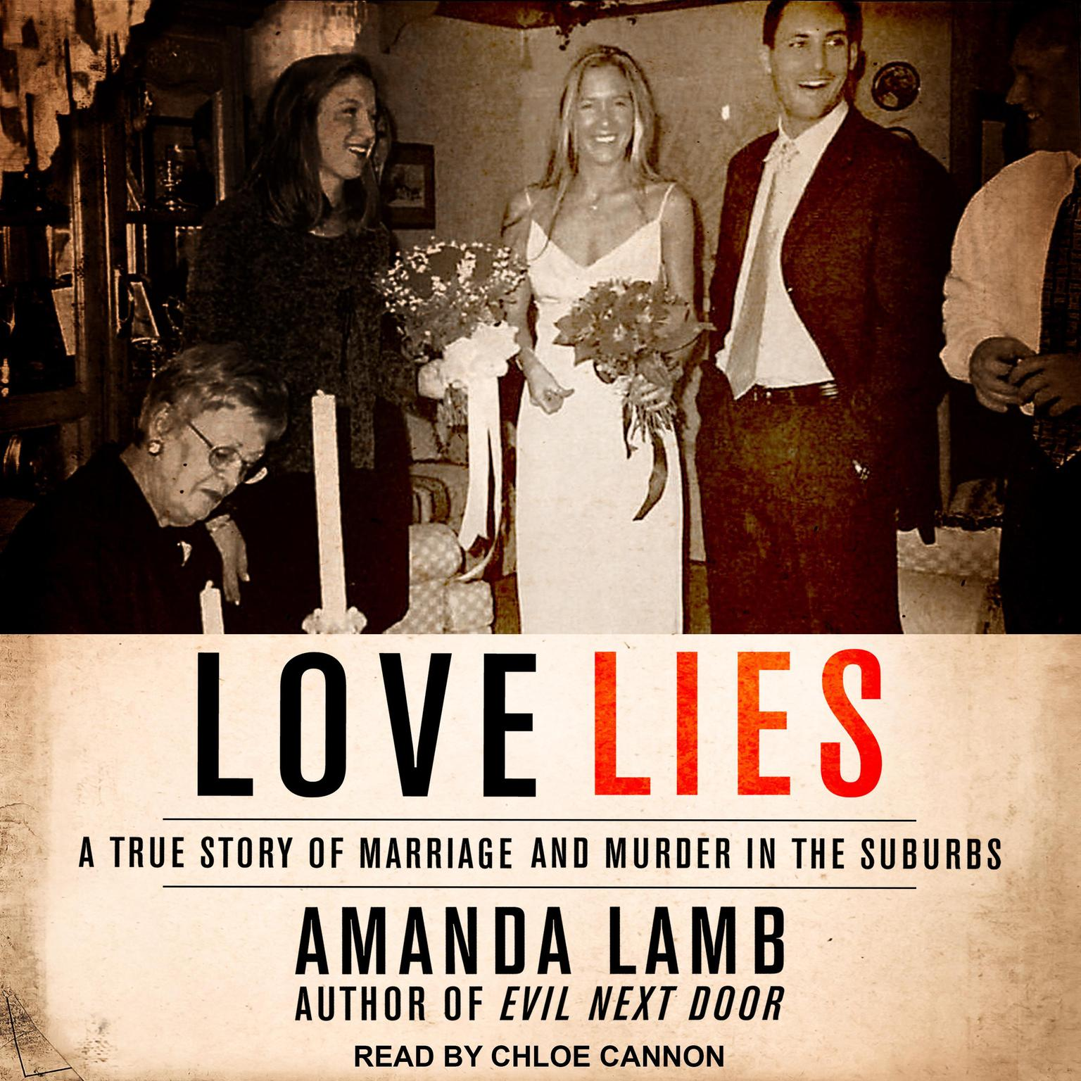 Love Lies: A True Story of Marriage and Murder in the Suburbs Audiobook, by Amanda Lamb
