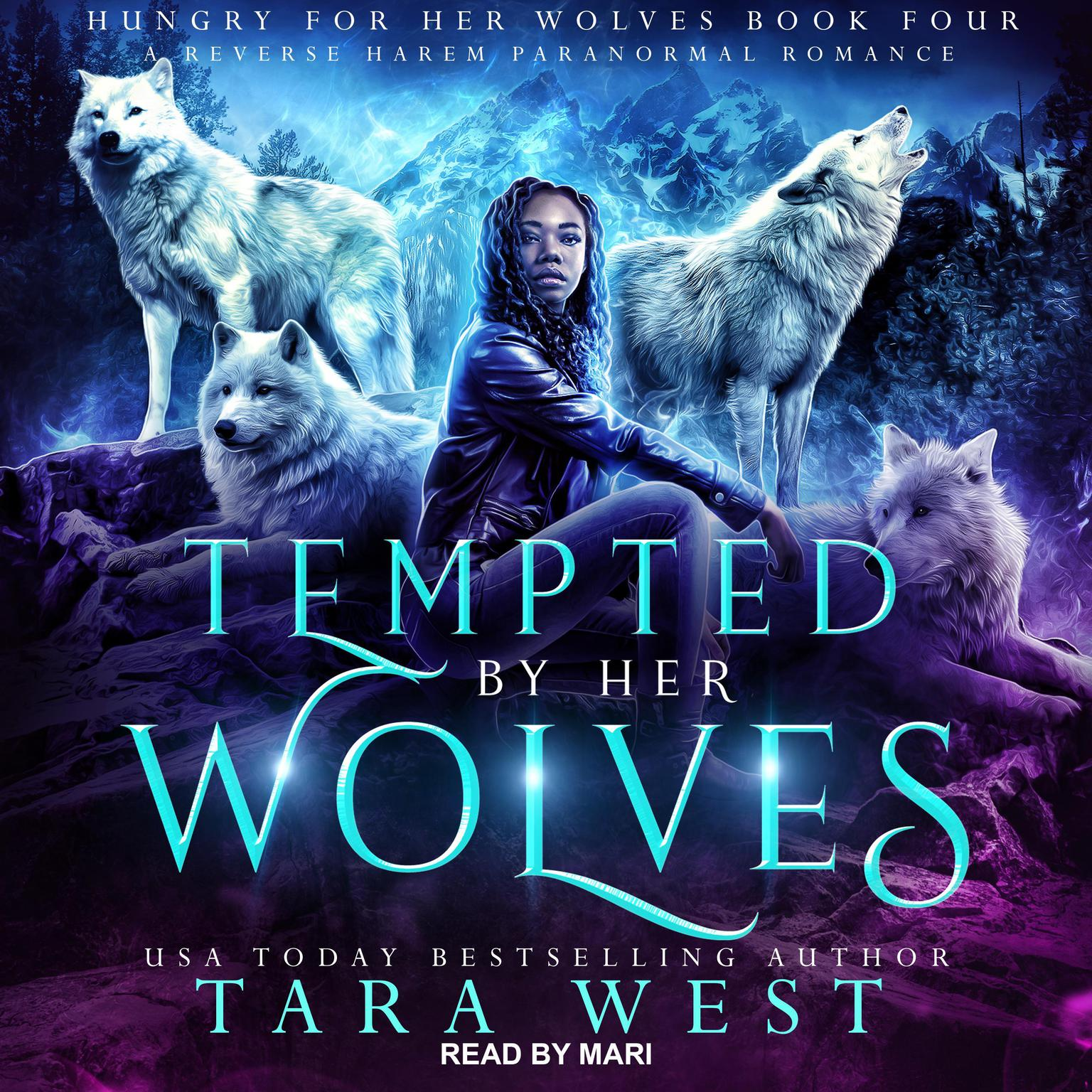 Tempted by Her Wolves: A Reverse Harem Paranormal Romance Audiobook