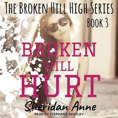 Broken Hill Hurt Audiobook, by Sheridan Anne