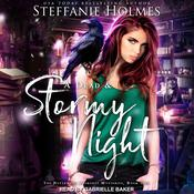 A Dead and Stormy Night Audiobook, by Steffanie Holmes