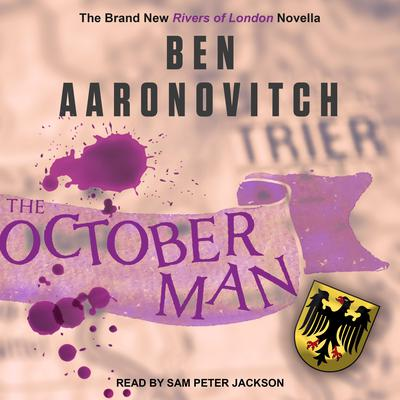 The October Man: A Rivers of London Novella Audiobook, by