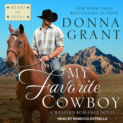 My Favorite Cowboy Audiobook, by Donna Grant