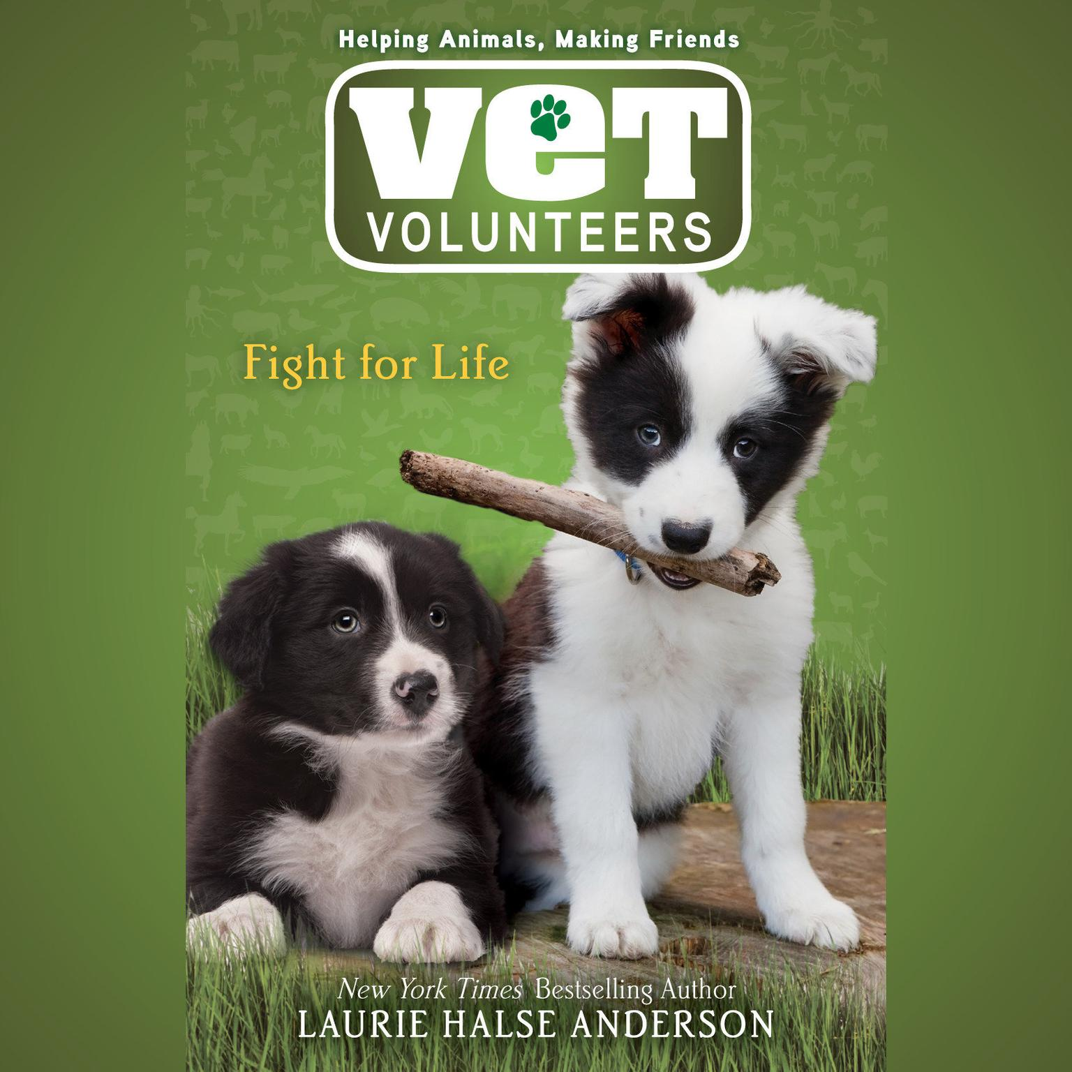 Printable Fight for Life Audiobook Cover Art