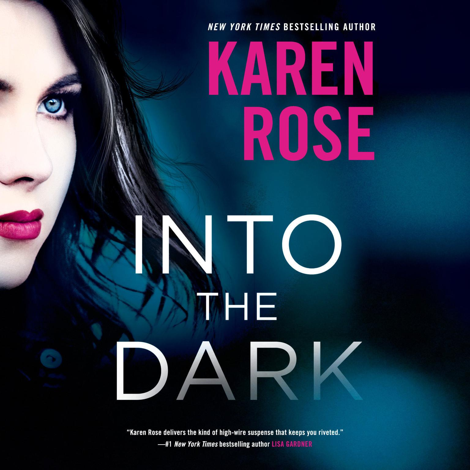 Printable Into the Dark Audiobook Cover Art