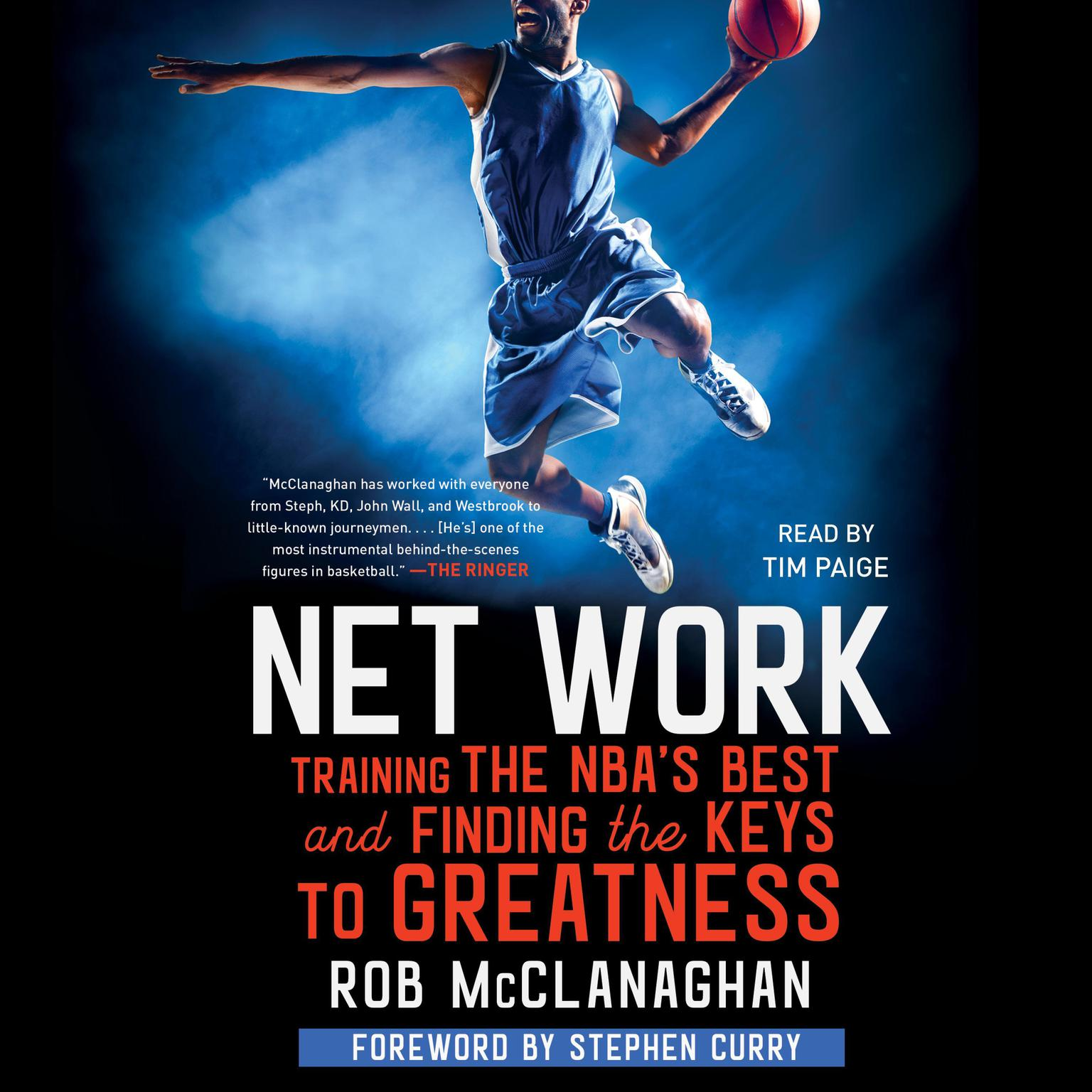 Printable Net Work: Training the NBA's Best and Finding the Keys to Greatness Audiobook Cover Art