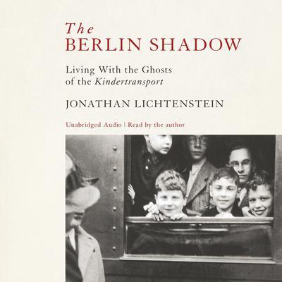 The Berlin Shadow Audiobook, by Jonathan Lichtenstein