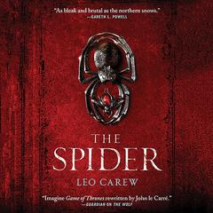 The Spider Audiobook, by Leo Carew