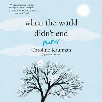 When the World Didnt End: Poems Audiobook, by Caroline Kaufman