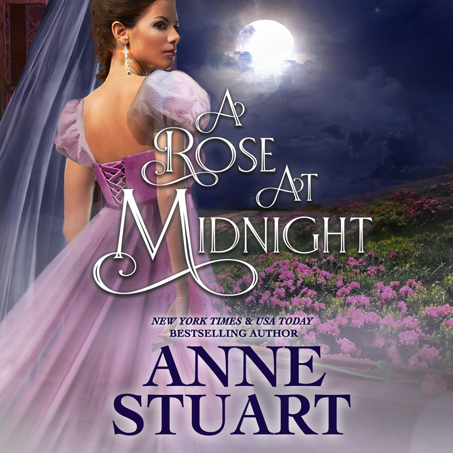 Printable A Rose at Midnight Audiobook Cover Art