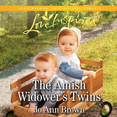 The Amish Widowers Twins Audiobook, by Jo Ann Brown