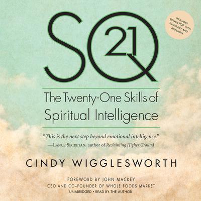 SQ21: The Twenty-One Skills of Spiritual Intelligence Audiobook, by Cindy Wigglesworth