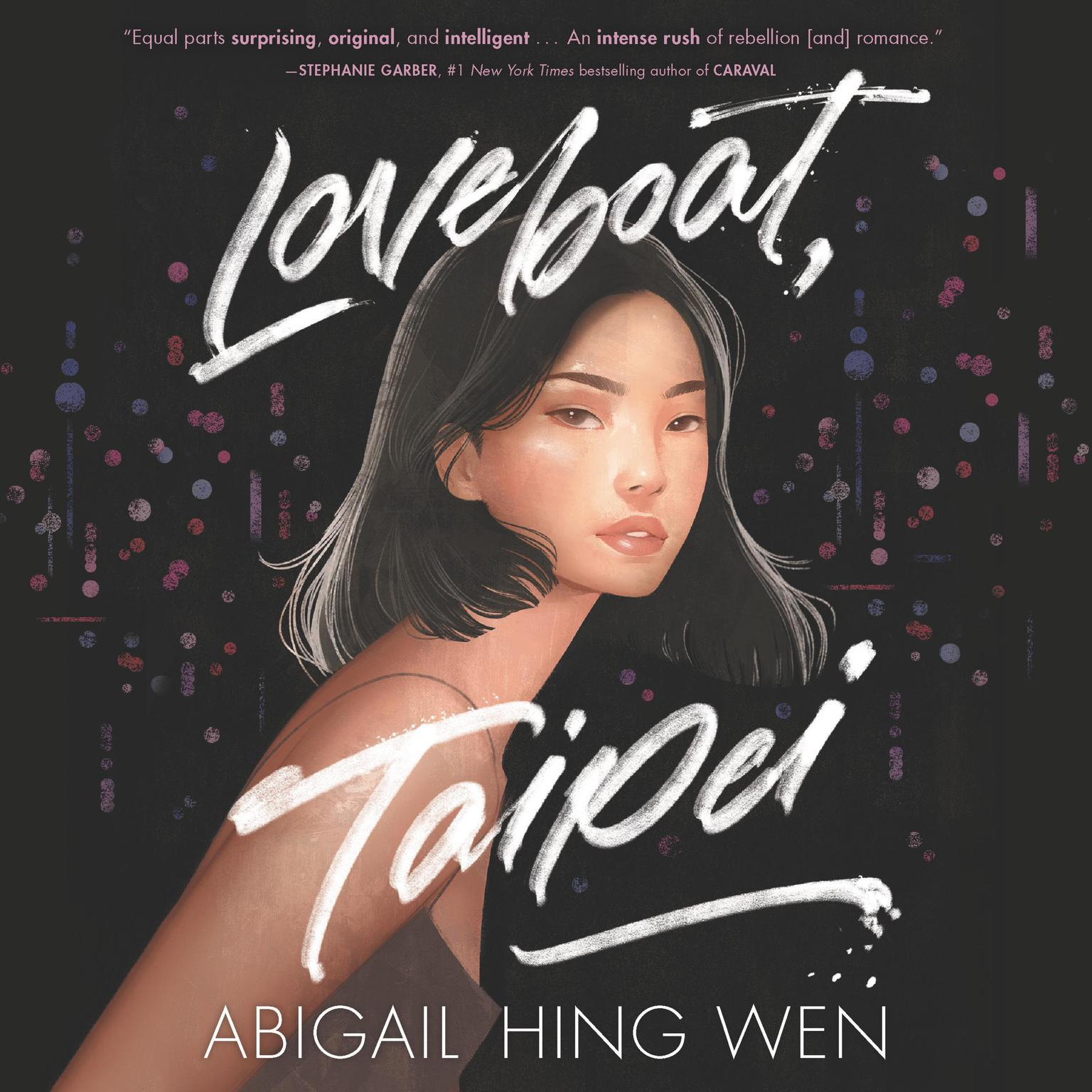 Printable Loveboat, Taipei Audiobook Cover Art