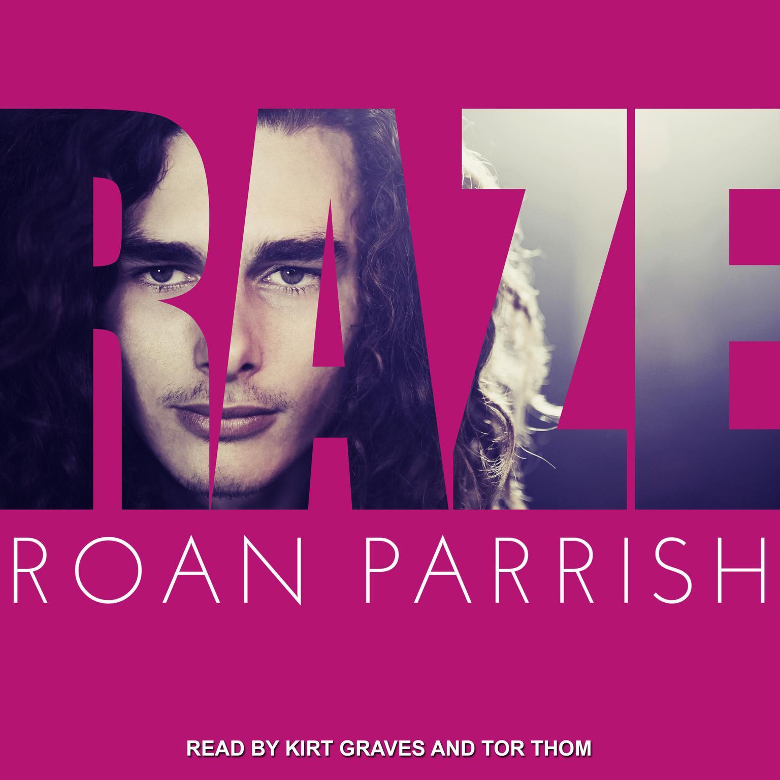 Raze Audiobook, by Roan Parrish