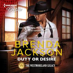 Duty or Desire Audiobook, by Brenda Jackson