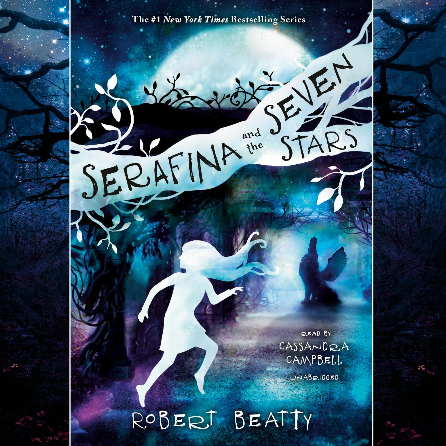 Serafina and the Seven Stars Audiobook