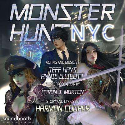 Monster Hunt NYC Audiobook, by Harmon Cooper