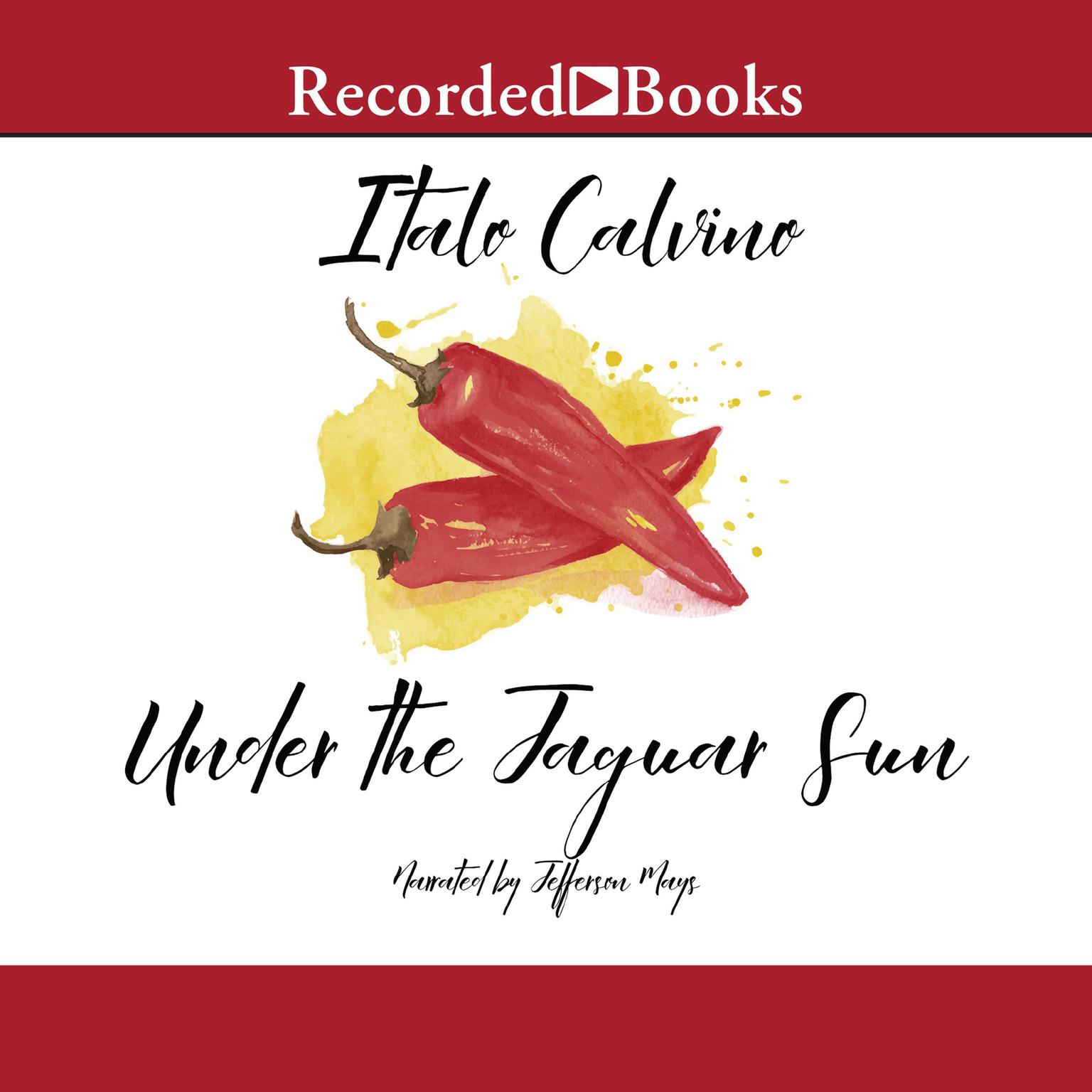 Printable Under the Jaguar Sun Audiobook Cover Art