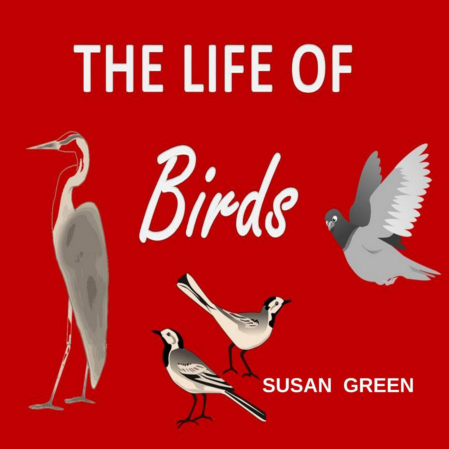 Printable The Life of Birds Audiobook Cover Art