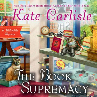 The Book Supremacy Audiobook, by