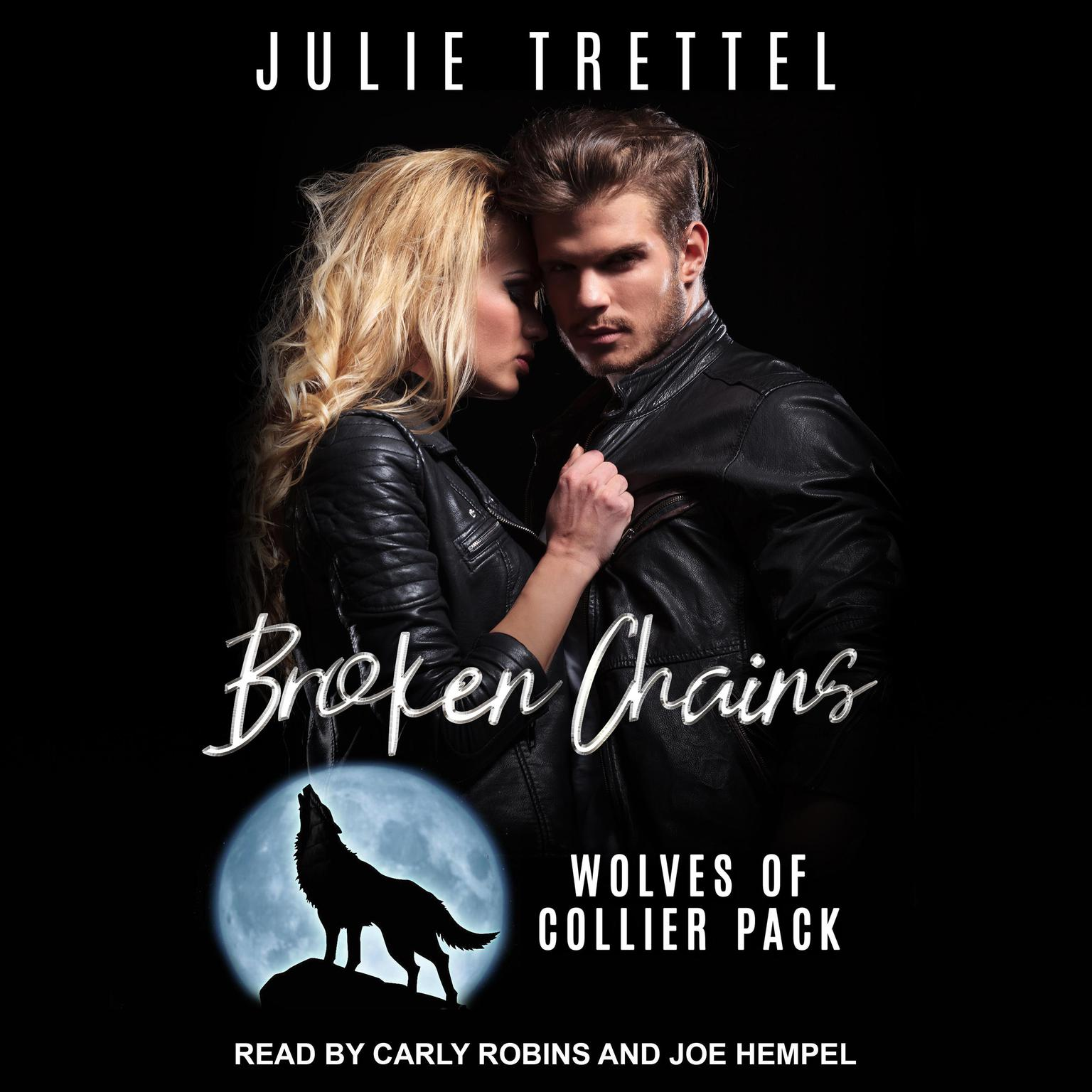 Printable Broken Chains Audiobook Cover Art