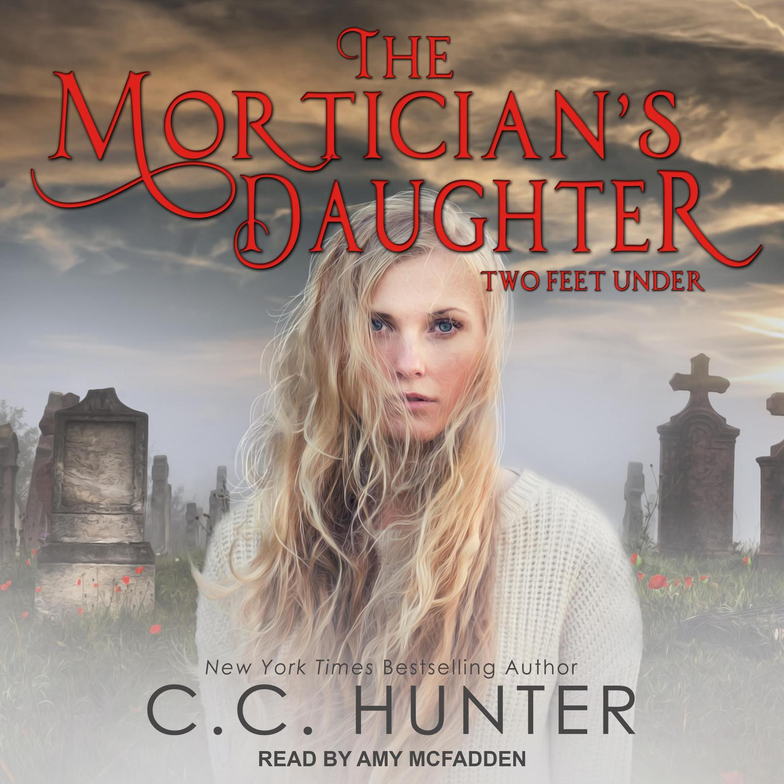Printable The Mortician's Daughter: Two Feet Under Audiobook Cover Art