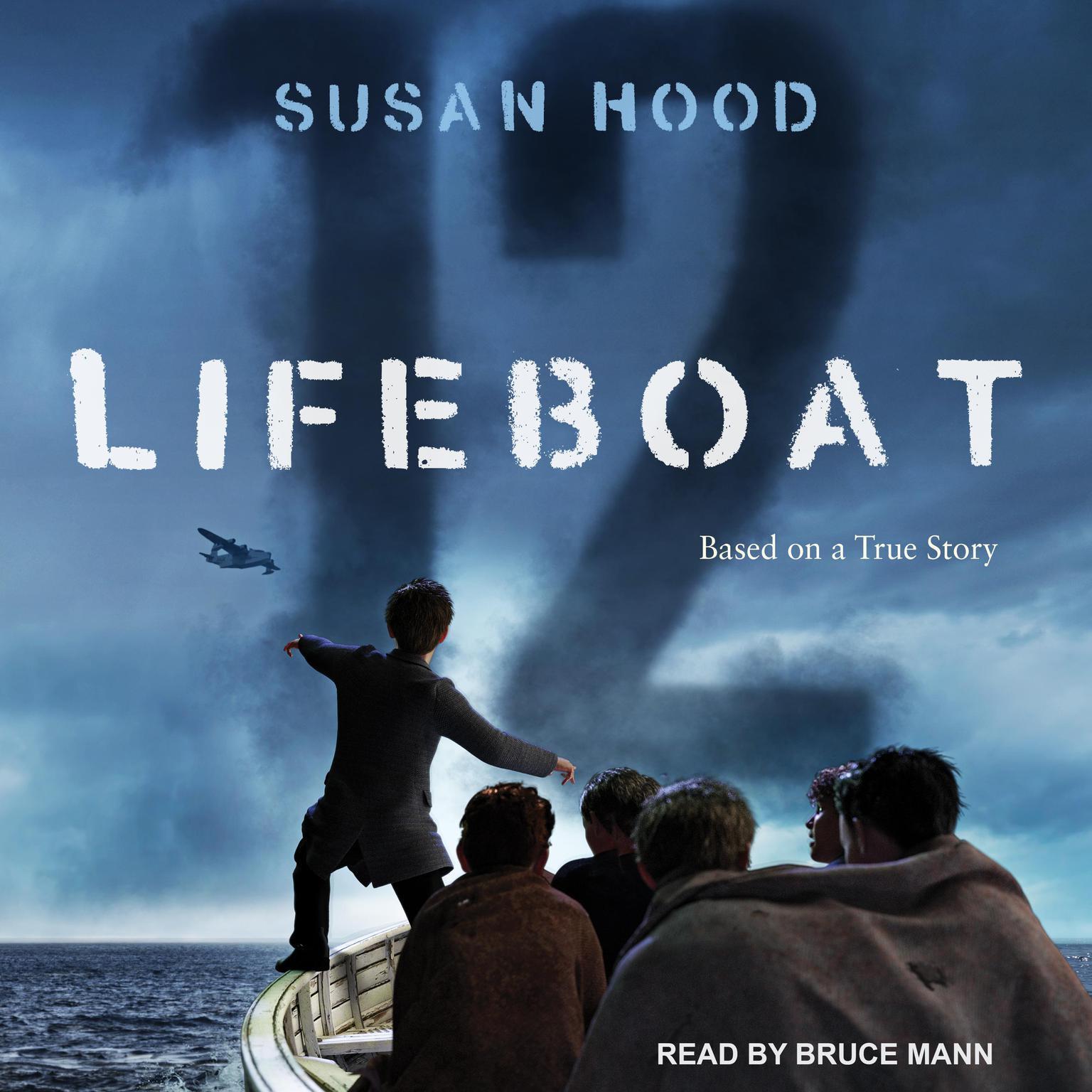 Printable Lifeboat 12 Audiobook Cover Art