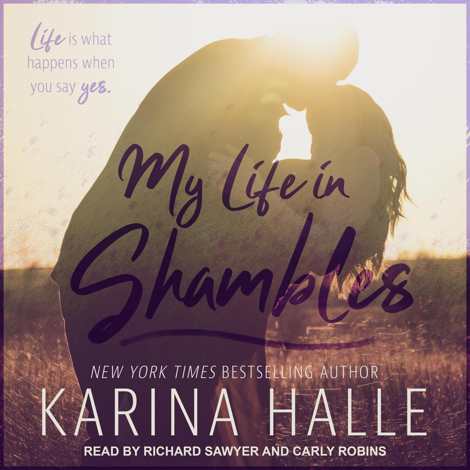 Printable My Life in Shambles Audiobook Cover Art