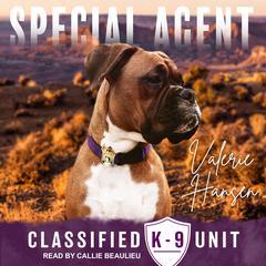 Special Agent Audiobook, by Valerie Hansen