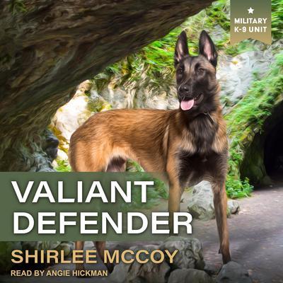 Valiant Defender Audiobook, by Shirlee McCoy